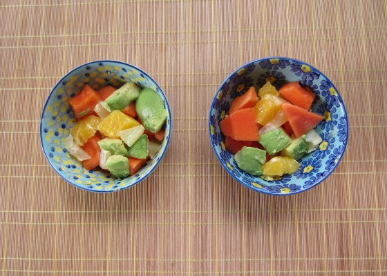 Kenyan fruit salad